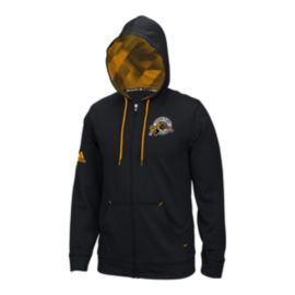 Hamilton Tiger Cats Full-Zip Hoodie