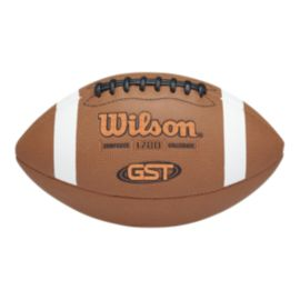 Wilson GST Composite Official Size Football