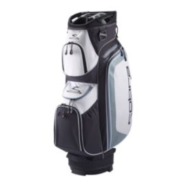 Cobra Ultralight Cart Bag - White/Grey