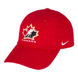 Nike Team Canada Unstructured Adjustable Hat