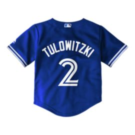 Toronto Blue Jays Baby Troy Tulowitzki Cool Base Baseball Jersey