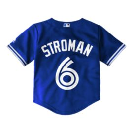 Toronto Blue Jays Toddler Cool Base Marcus Stroman Baseball Jersey