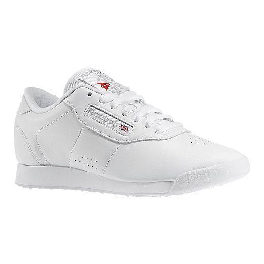 Mata Desprecio Marco Polo  Reebok Women's Princess Shoes - White | Sport Chek