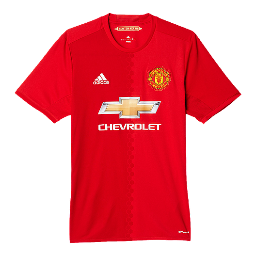 122a957364d Manchester United Home Jersey
