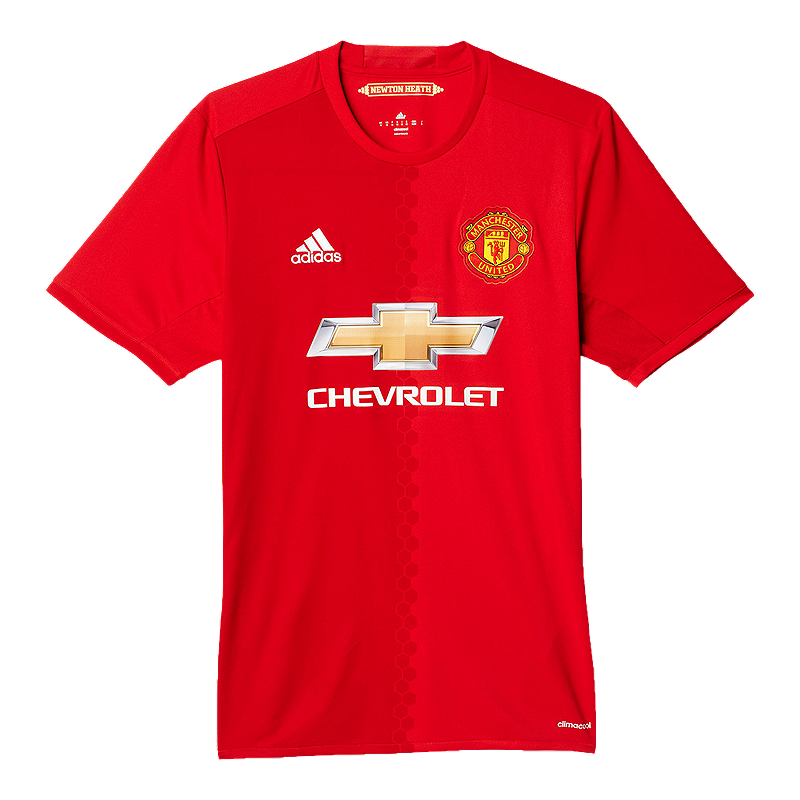 Manchester United Home Jersey Sport Chek