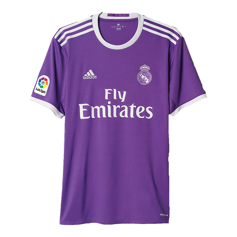 Real Madrid Away Jersey Color