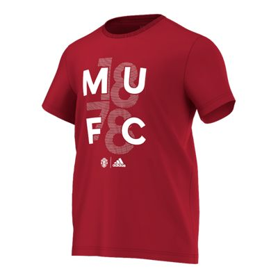 Manchester United GR Tee