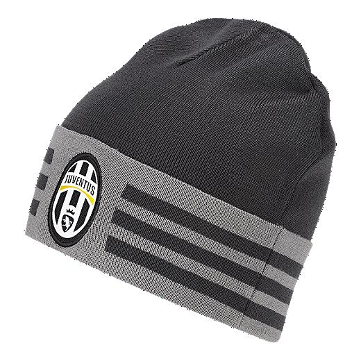 3f2ecc616 Juventus FC 3 Stripes Woolie Beanie | Sport Chek