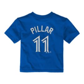 Toronto Blue Jays Baby Kevin Pillar Player Name & Number T Shirt