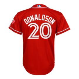 Toronto Blue Jays Josh Donaldson Canada Day Youth Baseball Jersey