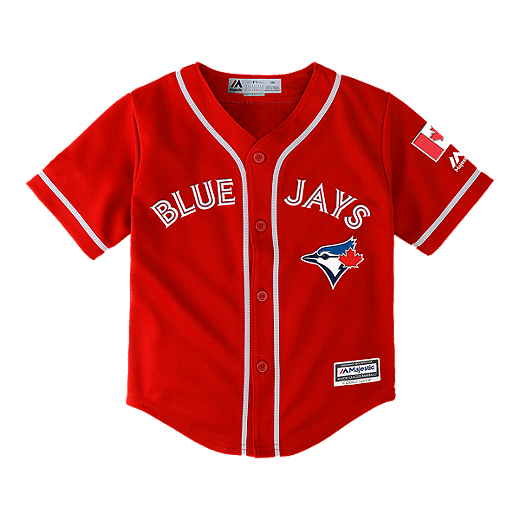 the best attitude d40e2 73907 Toronto Blue Jays Canada Day Baby Baseball Jersey | Sport Chek