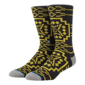 Stance Neon Native Nectar Men's Crew Socks