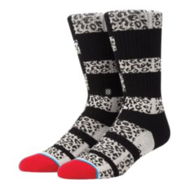 Stance Side Step Halftime Men's Crew Socks