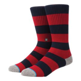 Stance Uncommon Solids Ladder Men's Crew Socks