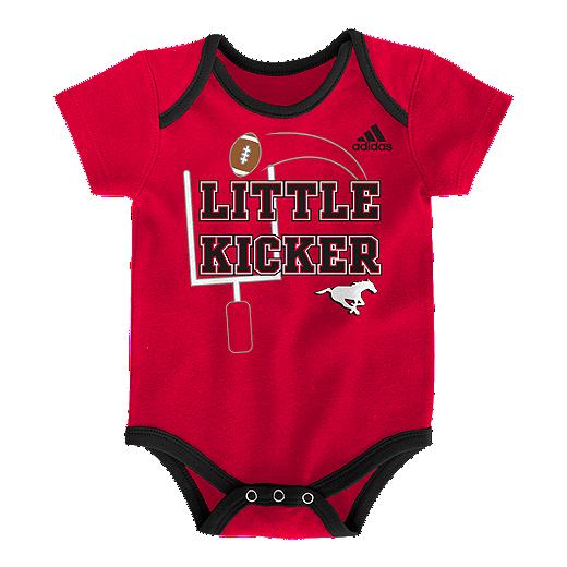 e96ba27b2e824 Calgary Stampeders 3 Piece Baby Onesie Bodysuit Set | Sport Chek