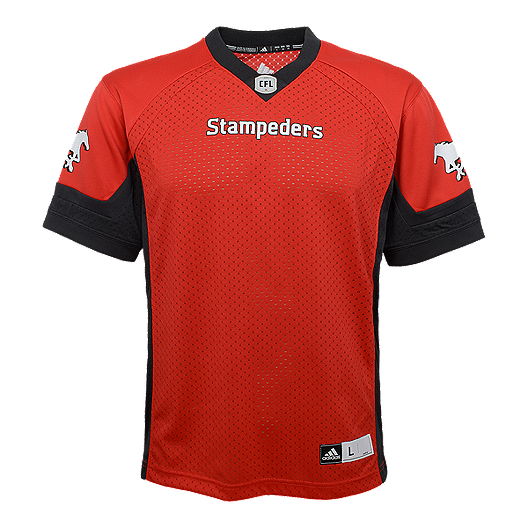 334dd773ed46 Calgary Stampeders Toddler Replica Football Jersey