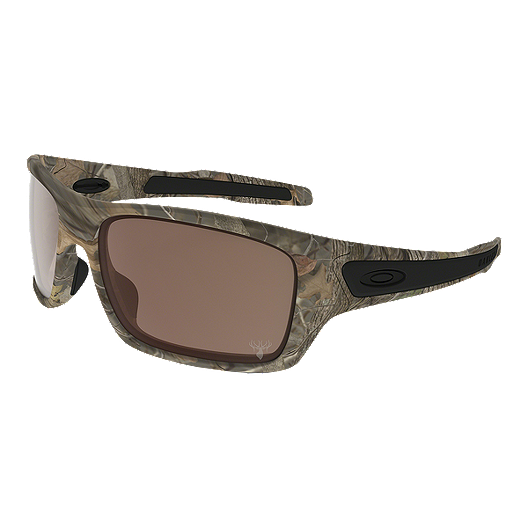 51a8ec6ca9 Oakley Turbine Sunglasses- Woodland Camo with VR28 Black Iridium Lenses