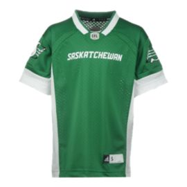 Saskatchewan Roughriders Kids' Replica Home Football Jersey