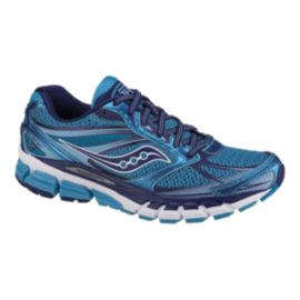 Saucony Women's PowerGrid Guide 8 Running Shoes - Blue/Navy
