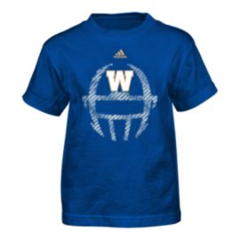Winnipeg Blue Bombers Little Kids' Helmet T Shirt