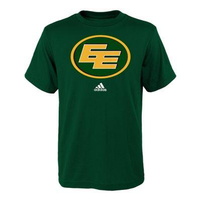Edmonton Eskimos Kids' Primary Logo T Shirt