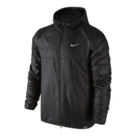 Nike Golf Amplify NG 86 Packable Hooded Dot Men's Top