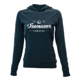 Vancouver Canucks Women's Pin Dot Hoodie