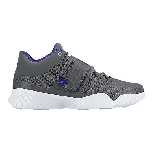 af274269b69697 Nike Men s Jordan J23 Basketball Shoes - Grey Blue White