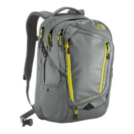 The North Face Inductor Charged 31L Backpack - Grey/Green