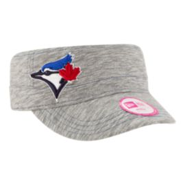 Toronto Blue Jays Team Mist Military Women's Cap