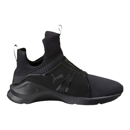 e0b9a152 PUMA Women's Fierce Quilted Shoes - Black | Sport Chek