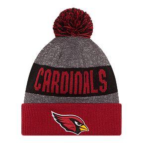 096d417d3 Arizona Cardinals On Field Pom Knit