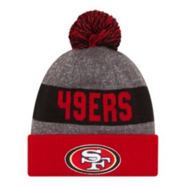 San Francisco 49ers On Field Pom Knit