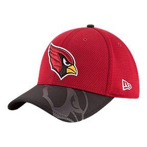 944f2d87b455 Arizona Cardinals Sideline Official 39Thirty Cap