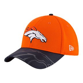 4a9c3845fbd Green Bay Packers Sideline Official 39Thirty Cap. Clearance. Denver Broncos Sideline  Official 39Thirty Cap