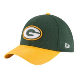 Green Bay Packers Sideline Official 39Thirty Cap