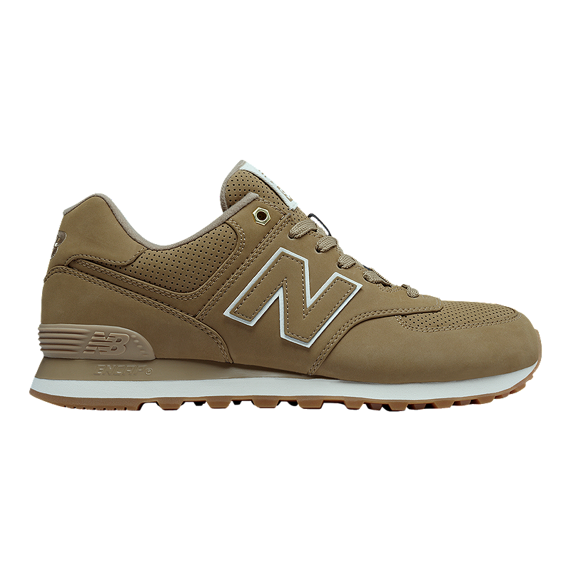 factory authentic 2d898 68b23 New Balance Men's 574 (Outdoor) Shoes - Linseed | Sport Chek