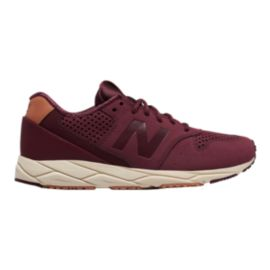 New Balance Women's WRT96 (Mash) Shoes - Berry