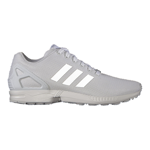 53e9393f8 adidas ZX Flux Men s Shoes - White