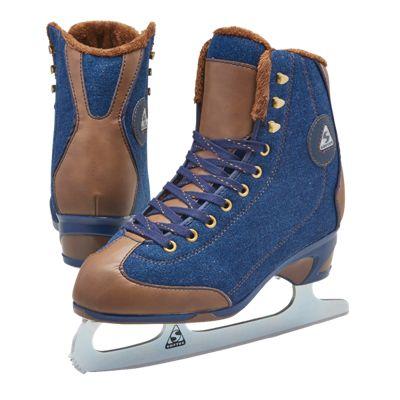 Softec Sierra Denim Figure Skates