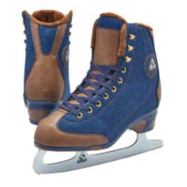 Softec Sierra Denim Figure Skates