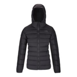 The North Face Women's Stretch Down Hooded Jacket