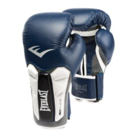 Everlast Prime 16oz. Training Gloves - Blue/White