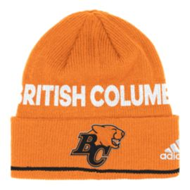B.C Lions Coaches Cuffed Knit Beanie