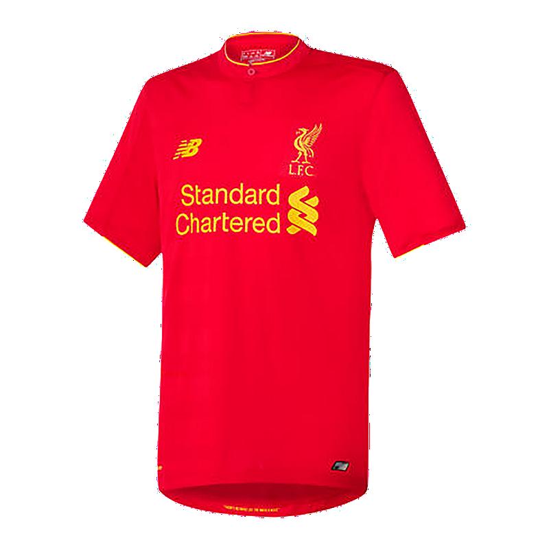 Liverpool Home Soccer Jersey 1617 Sport Chek