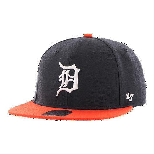 2f78c071123 Detroit Tigers Kids  Lil Shot Two Tone 47 Hattain Hat