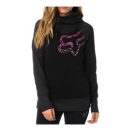 Fox Aired Women's Pullover Hoodie