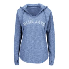 Toronto Blue Jays Extravagant Interference Women's Hoodie