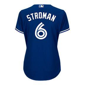 e783ffb0 Toronto Blue Jays Marcus Stroman Women's Baseball Jersey
