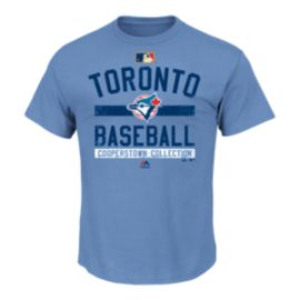 Toronto Blue Jays Cooperstown Team Property Tee